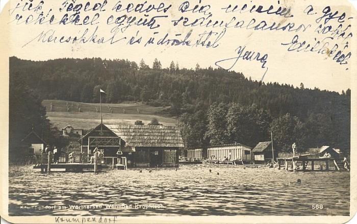Bad Kropfistch nach Umbau 1925