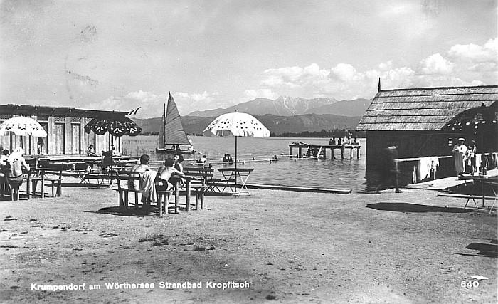 Das Strandbad 1927