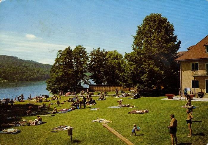 Liegewiese Bad Stich 1968
