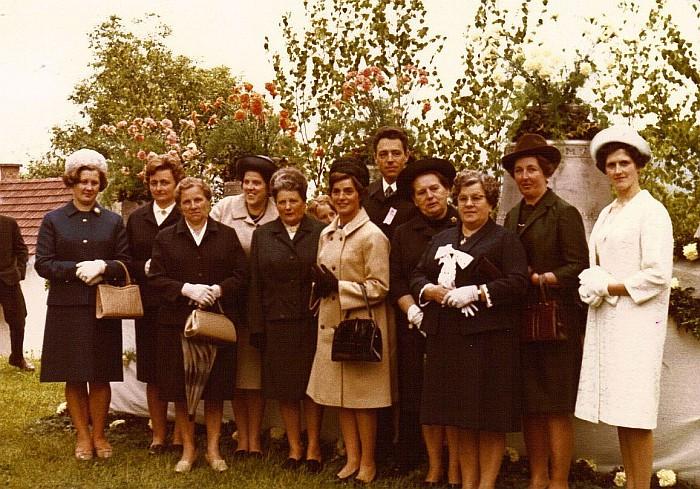 Glockenweihe Patinnen 1968