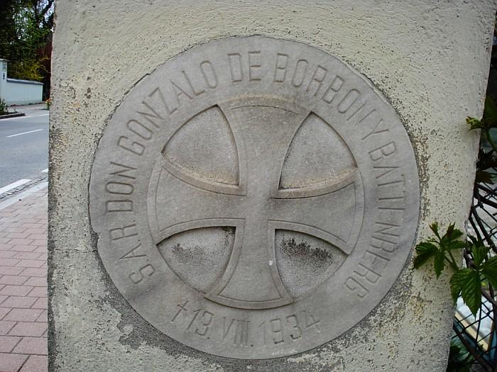 Gedenktafel in Krumpendorf