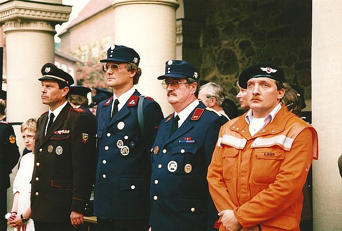 Sternfahrt in Meppen 1995