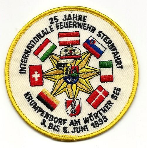 Sternfahrt Krumpendorf Logo 1999
