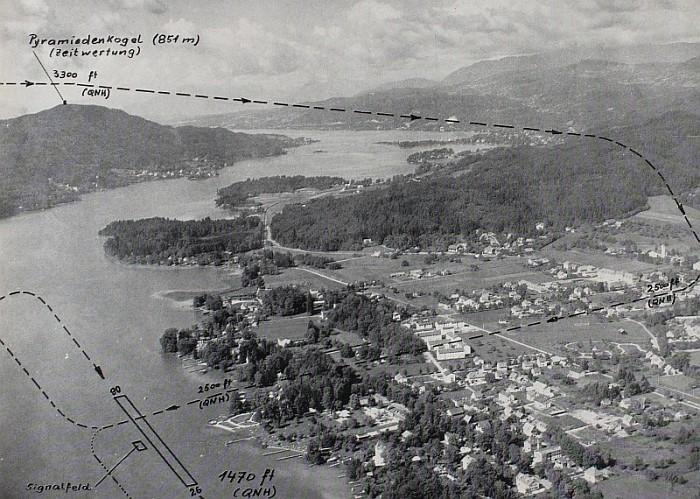 Flugsporttag in Krumpendorf am Wörthersee 1967