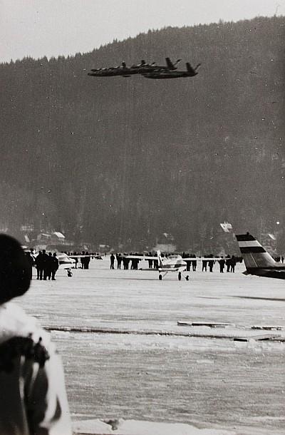 Düsenflugzeugstaffel des Bundesheeres