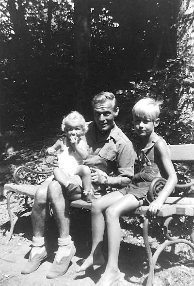 Geoffe mit Klaus und Karin Lukas