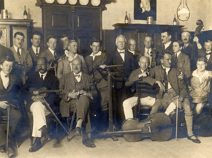 Kammerorchester Krumpendorf 1926 (Foto: Britta Vorauer)