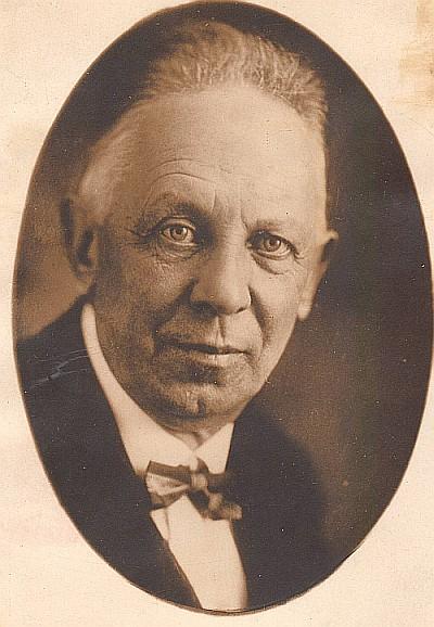 Edwin Komauer 1930er Jahre