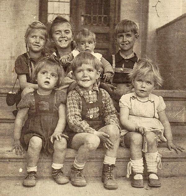 Die Kopper Kinder 1947