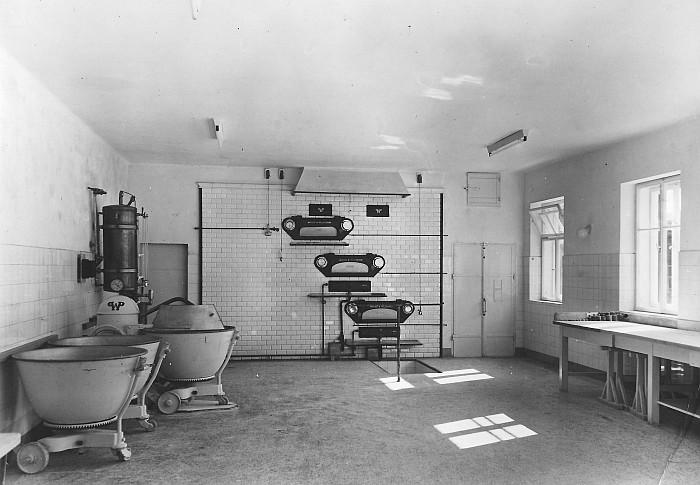 Backstube Bäckerei Kutternig 1948