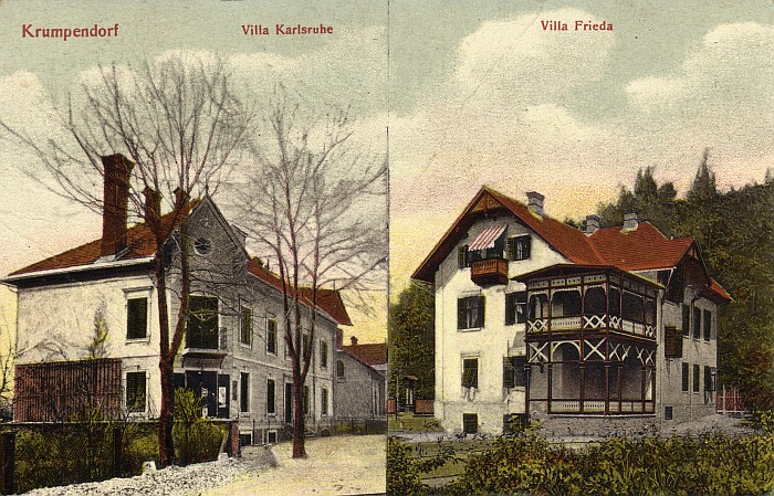 Kutternigs Villen 1907