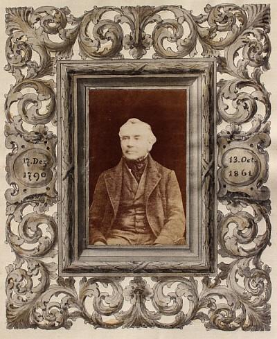 Thaddäus von Lanner, Portrait