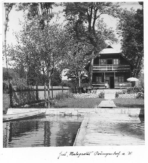 Haus Malepartus am Koschatweg