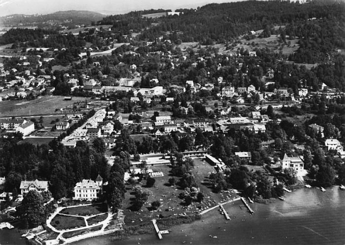 Parkbad nach Erweiterung 1966