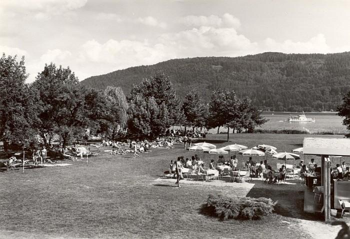 Parkbad Liegewiese 1960er