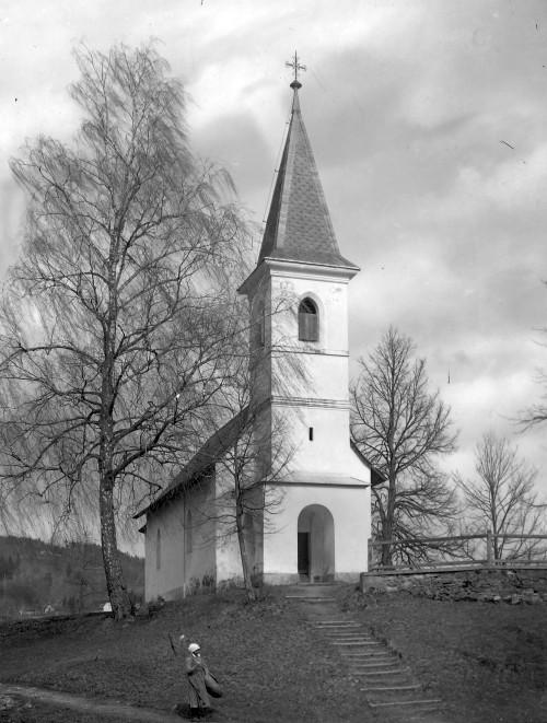 Georgskirche in Krumpendorf ca. 1910