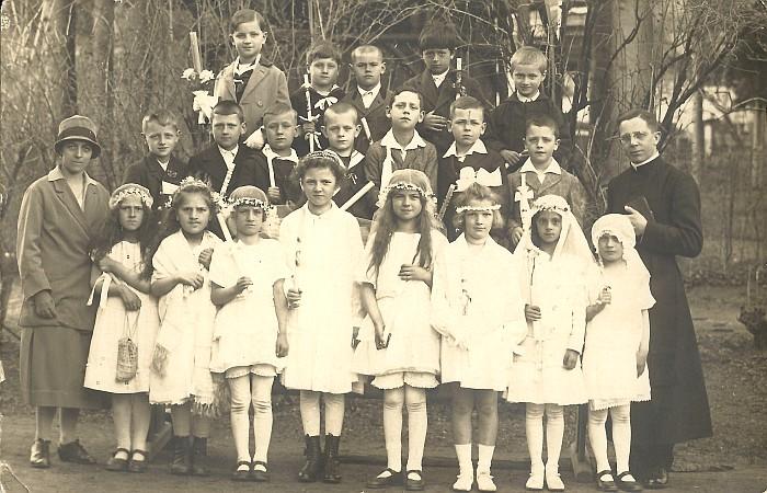 Firmung Krumpendorf 1931