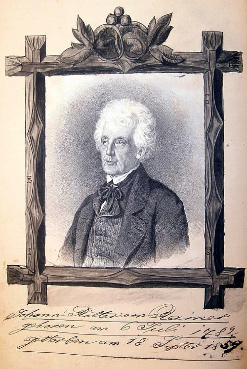 Johann Ritter von Rainer