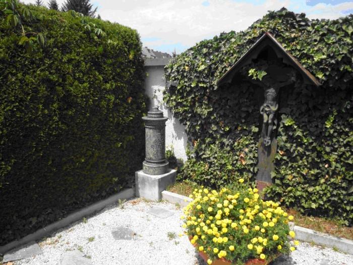 Grab Scherrls am Friedhof St Ruprecht / Klagenfurt