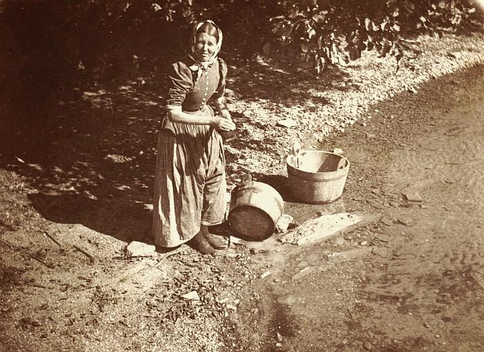 Die Juli vom Bad 1890er (Foto: Schindler-Kunewald)
