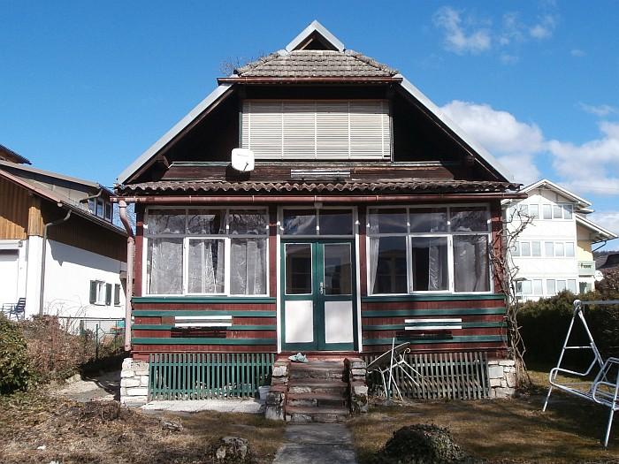 Seehaus Obid Südansicht