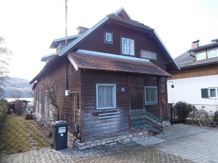 Seehaus Obid Ansicht Koschatweg