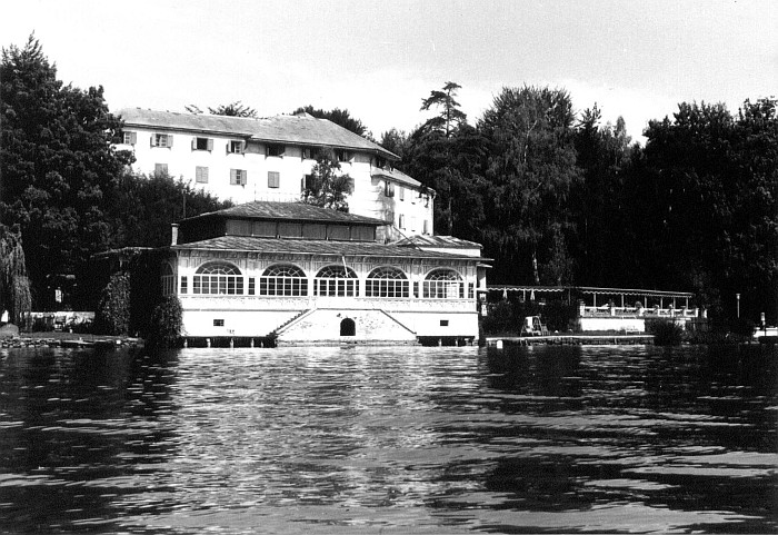 Seerestauration und Terassenhotel 1971