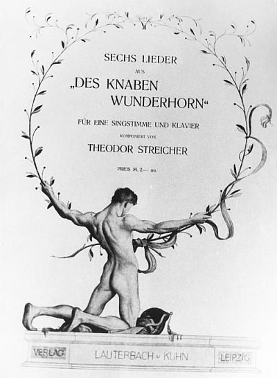 Theodor Streicher - Des Knaben Wunderhorn