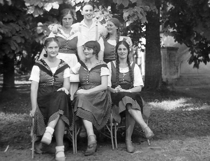 Die Streichegeschwister 1938