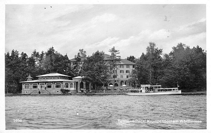 Terrassenhotel Krumpendorf 1928