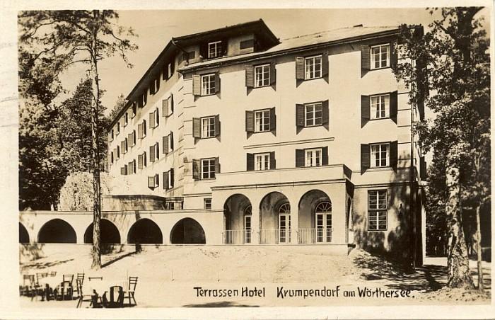 Terrassenhotel 1931