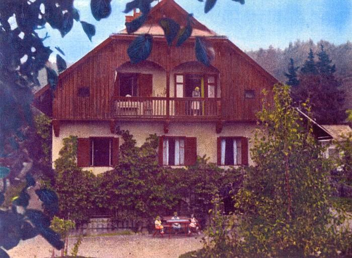 Die Villa Olbert am Römerweg 34