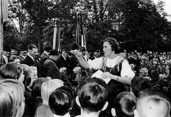 Peter-Pirkham Gedenkfeier 1960
