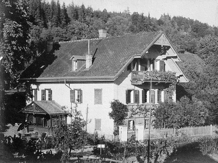 Altes Schulhaus am Römerweg 74