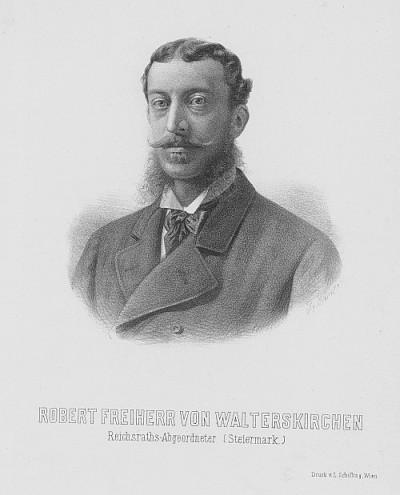 Robert Freiherr von Walterskirchen