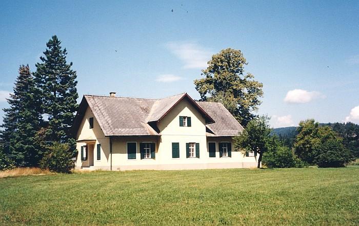 Wohnhaus Gut Walterskirchen 1999
