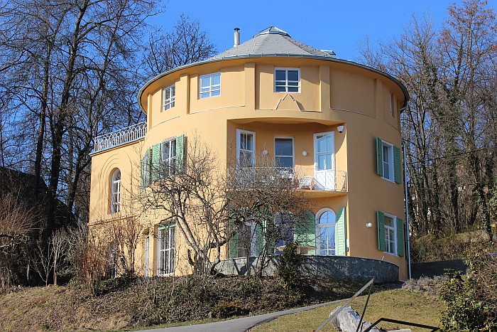Kerndles Wohnhaus 2015 in Originalfarben